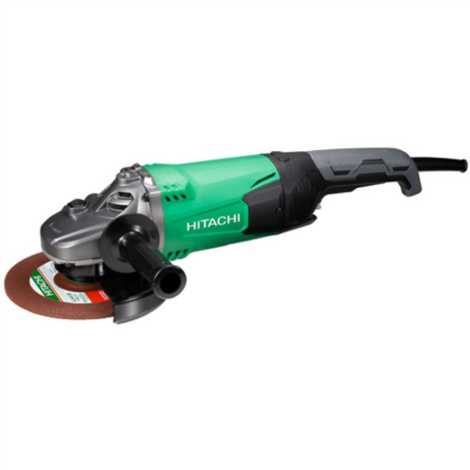 HITACHI G18SW2 LARGE ANGLE GRINDERS 7 INCH, 2200W, 8500 RPM