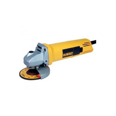 DEWALT DW810 100 MM WHEEL DIA 11000 RPM SMALL ANGLE GRINDER