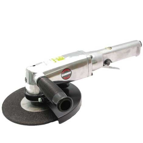 ANGLE GRINDER 175MM LEVER TYPE MAKE SUMAKE