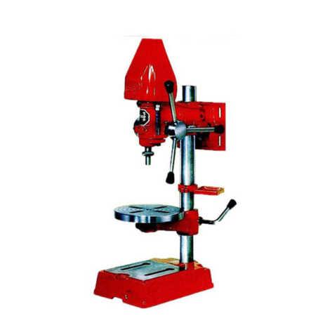 bellstone bench drill machine 12mm