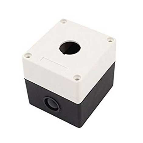Push button station - poly carbonate (empty box)