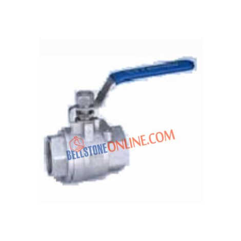 INVESTMENT CASTING SINGLE PIECE DESIGN BALL VALVE
