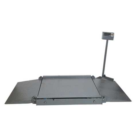 EQUAL SUNO SERIES FOUR & SIX LOAD CELL SYSTEM (HEAVY DUTY WEIGHING SCALE) CAPACITY 5000KG/7500KG