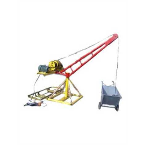 BELLSTONE LIFTER WITH REMOTE AND WHEEL BARROW 25MTR