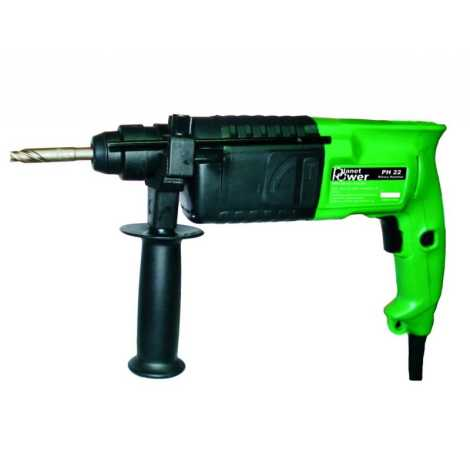 PLANET POWER PH22 22MM ROTARY HAMMER GREEN