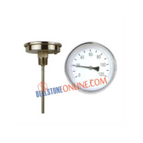 """BELLSTONE DIAL THERMOMETER DIAL SIZE 2½"""""""