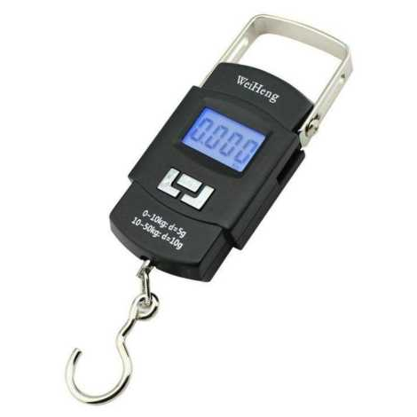 Digital Balnce 50kg Portable Electronic Digital Weighing Hanging Scale For Travel Luggage