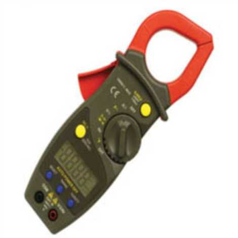 CROWN 3 3/4 DIGITAL AC/DC CLAMP METER