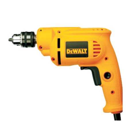 DEWALT VSR ROTARY DRILL MACHINE, DWD014, CAPACITY: 10MM, 550W, 2800RPM