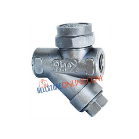 STAINLESS STEEL THERMODYNAMIC STEAM TRAP (IBR CERTIFIED VALVES)