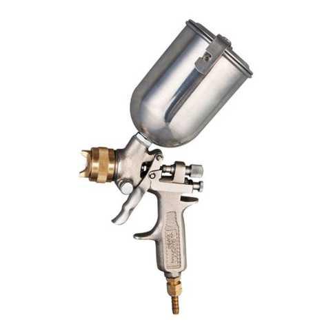 ashoka super 1 pint spray gun (pressure 20-50 PSI)
