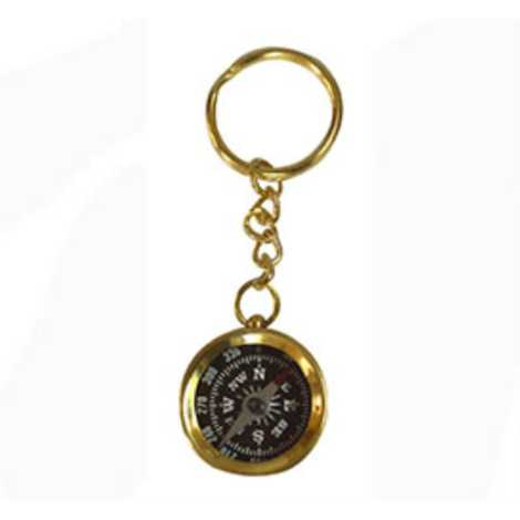 BELLSTONE KEY CHAIN COMPASS