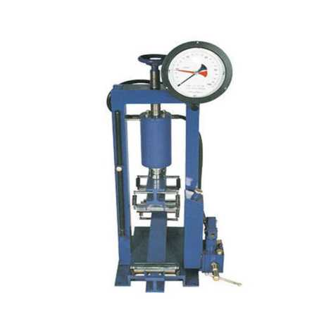 BELLSTONE FLEXURE TESTING MACHINE (HAND OPERATED)
