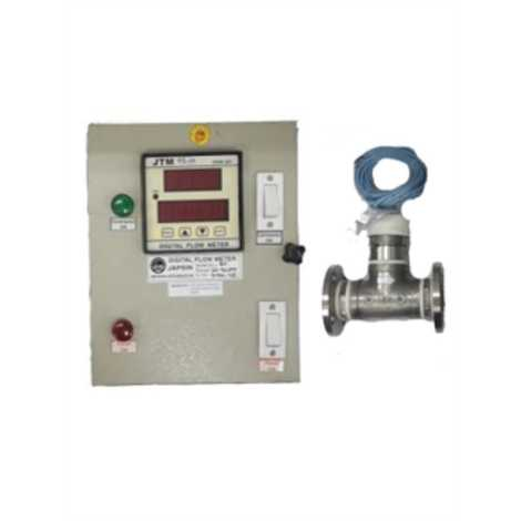 bellstone 80mm turbine flow meter with tatolizer