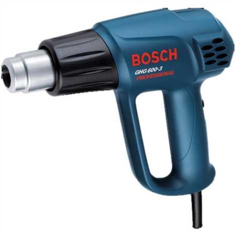 BOSCH GHG 600-3 HEAT GUN, 1800W, 250/350/500 LPM