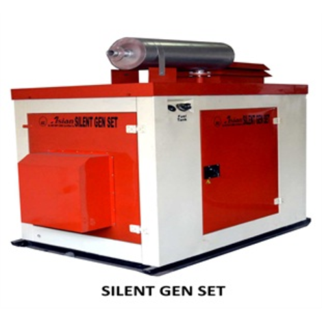 GENERATING SET SELF START SINGLE PHASE 20 KVA/26 HP