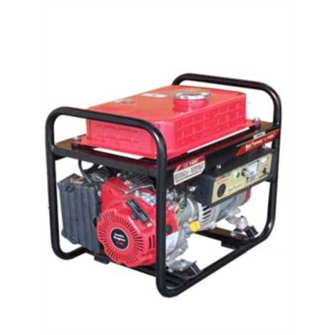 PETROL AND LPG GENERATORS MAX OUTPUT 1200