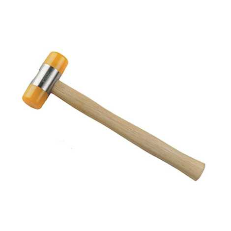 STANLEY STRIKING TOOLS - SOFT FACE HAMMER W/WOOD HANDLE