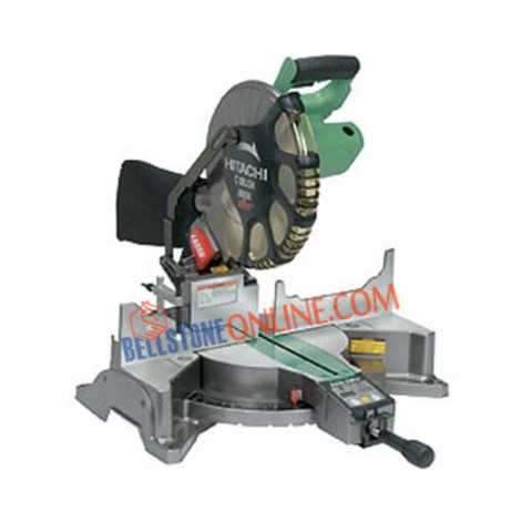 HITACHI C12LCH COMPOUND SAW 305MM, 1520W, 4000 RPM