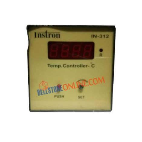 INSTRON DIGITAL TEMP CONTROLLER SIZE 72X72 MM