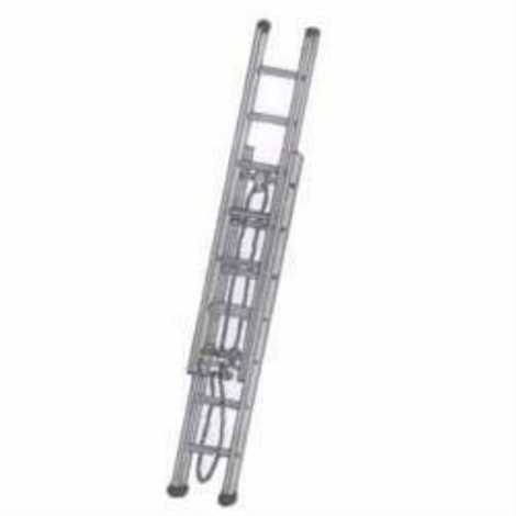 20/36 feet ladder fire brigade (aluminium type wall supporting extension)