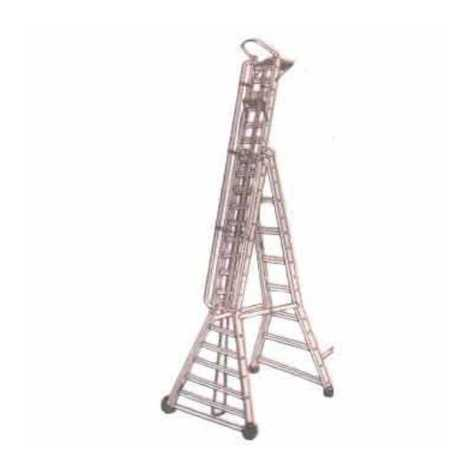 20/30 feet ladder self supporting extension