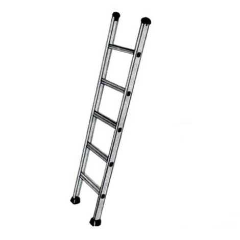 8 feet self ladder aluminium