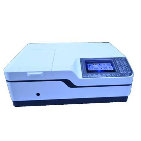 Double beam UV-VIS spectrophotometers