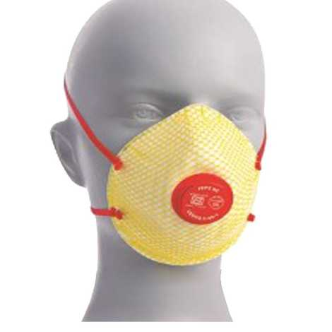 SAFETY MASK VENUS V-90 FFP2 S (Pack of 5)