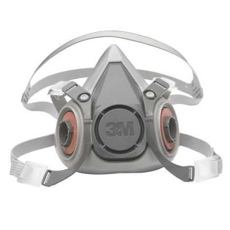 3M 6200 SAFETY MASK
