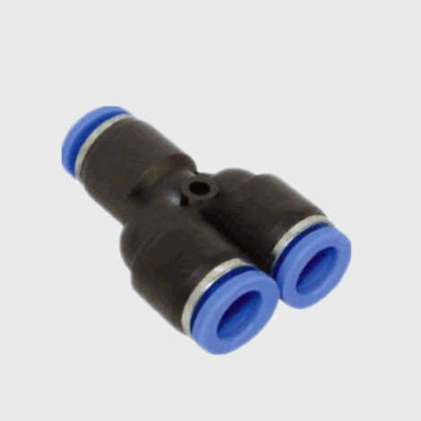 Male Y Type Connector Y Type