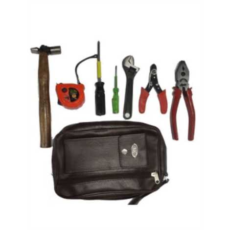 BELLSTONE TOOL KIT WITH BAG & 7 ITEM