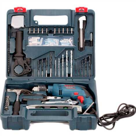 BOSCH 600 RE TOOL KIT 13MM, 600W, 2800 RPM