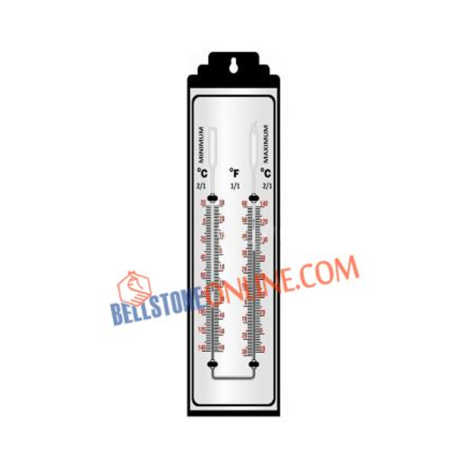 bellstone maximum & miniumu thermometer