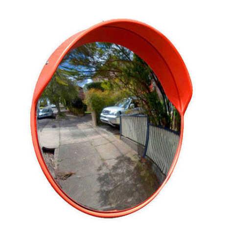 """Bhi Safety Convex Mirror (Size 45cm/18"""")"""