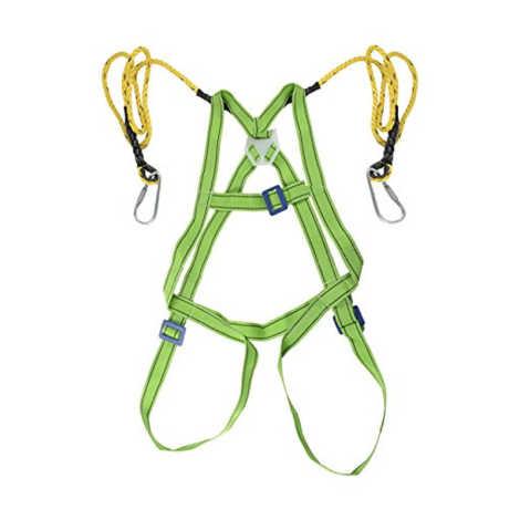 bellstone safety belt full body harness double hook