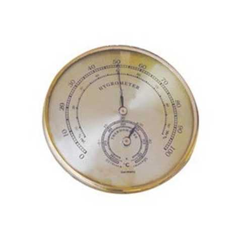 BELLSTONE THERMO HYGROMETER WITH GERMAN MOVEMENT