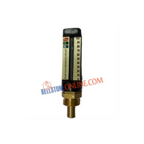 """1/2"""" industrial thermometer"""