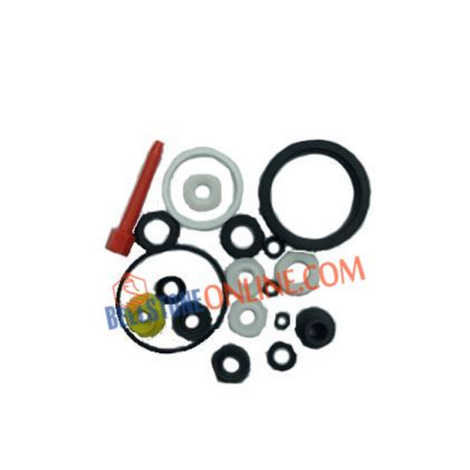 SPARE SEAL KIT 2/2 WAY PNEUMATIC CYLINDER OPERATED SS 304 BODY ON/OFF CONTROL VALVE
