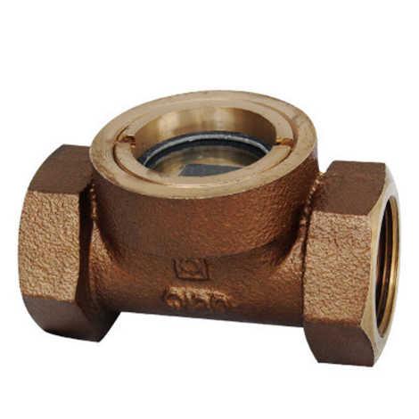 Bronze sight Glass without rotator