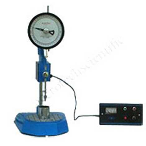 Manual Penetrometer Reads From 0 to 400 in 0.1 mm Divisions For Laboratory