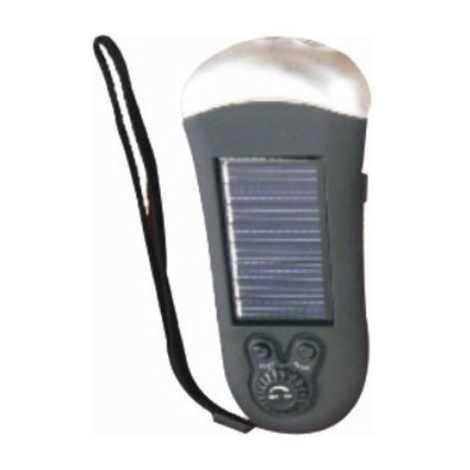 KING SUN LED TORCH CUM RADIO