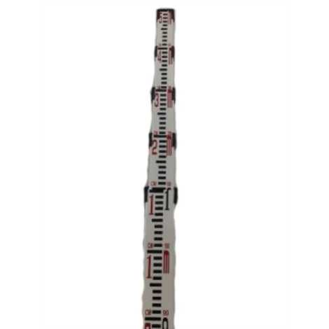 BELLSTONE ALUMINIUM LEVELING STAVES EXPORT QUALITY SIZE 5 MTR