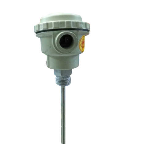 """head type thermocouple size 18"""" type:- Fe/K (400 Celsius)"""