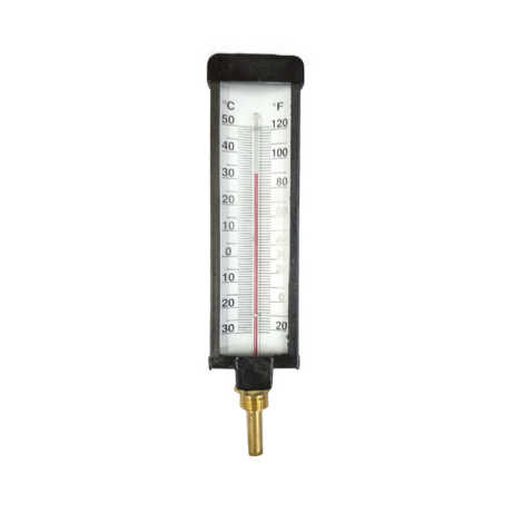 "1/2"" industrial thermometer"