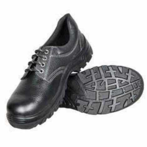 UNISAFE SAFETY SHOES WITH IRON TOE