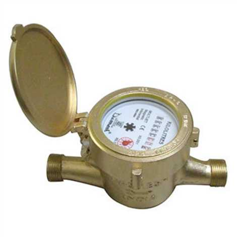 DASHMESH WATER METER 15MM MAGNETIC DOMESTIC TYPE