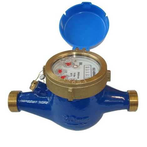 CHAMBAL 15MM WATER METER DOMESTIC TYPE