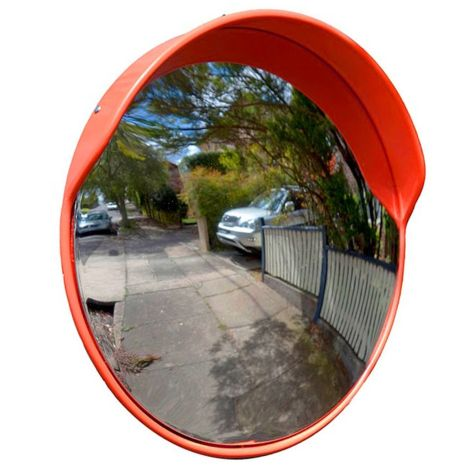 "Road Star Safety Convex Mirror (Size 80cm/32"")"