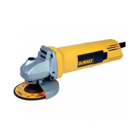 DEWALT DW803 100 MM WHEEL DIA 10000 RPM SMALL ANGLE GRINDER